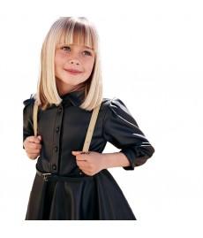 Φόρεμα πολυδερματίνη Μαύρο