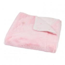 Υπνοσακος γουνα               ροζ μπεμπε