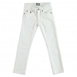 Παντελόνι μπλε λευκό
